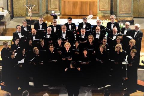 O Orfeón Lucense cantará a misa en latín do día 12 de outubro na Catedral de Lugo
