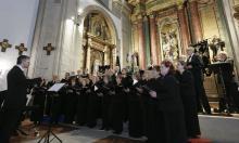 Un concerto coral inaugura a Semana Santa lucense