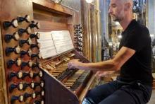 Giulio Mercati: «Una catedral con dos grandes órganos que pueden tocar juntos es algo muy especial que tiene Lugo»